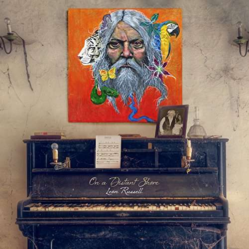 On a Distant Shore - Leon Russell - Musik - Palmetto - 0753957218720 - September 22, 2017