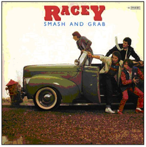 Smash and Grab - Racey - Musik - CHERRY RED - 5013929048720 - 18/5-2009