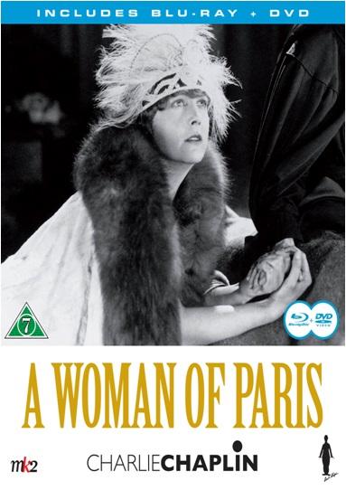 Charlie Chaplin - A Woman of Paris -  - Film - SOUL MEDIA - 5709165802720 - 1970
