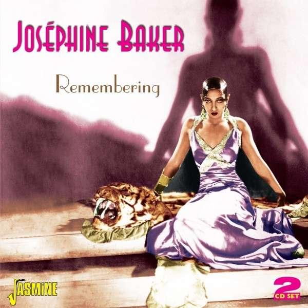 Remembering - Josephine Baker - Musik - JASMINE - 0604988076721 - October 3, 2014