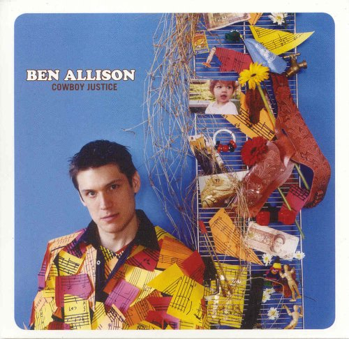 Ben Allison-Cowboy Justice - Ben Allison-Cowboy Justice - Musik - PALMETTO - 0753957211721 - April 18, 2006