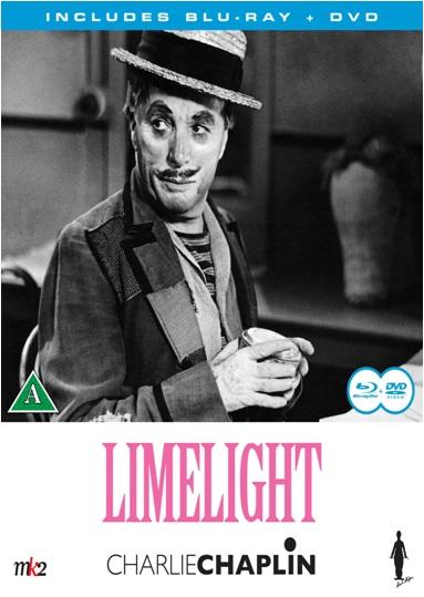Charlie Chaplin - Limelight -  - Film - SOUL MEDIA - 5709165722721 - 1970