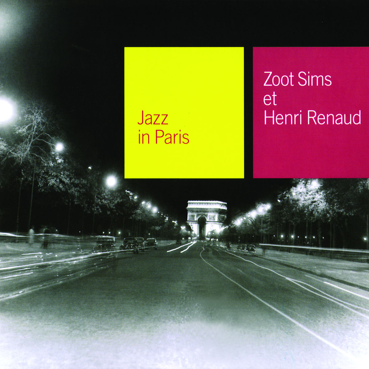 Zoot Sims et Henri Renaud - Zoot Sims - Musik - EMARCY - 0044001303722 - March 12, 2008