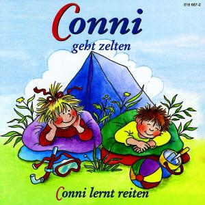 Conni 4 - Audiobook - Lydbog - KARUSSELL - 0044001866722 - 8/4-2003