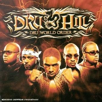 Dru World Order - Dru Hill - Musik - SOUL/R&B - 0044006337722 - November 28, 2002