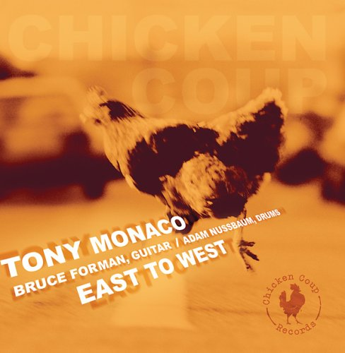 East to West - Tony Monaco - Musik - SUMMIT RECORDS - 0099402001722 - 23/2-2015