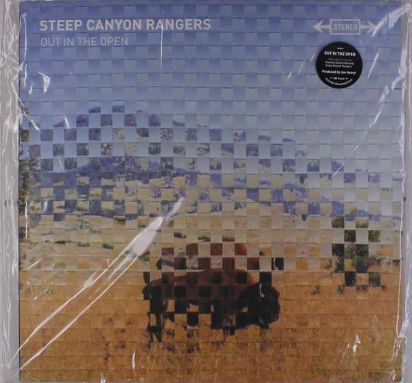 Out In The Open - Steep Canyon Rangers - Musik - RAMSEUR - 0752830510722 - January 26, 2018