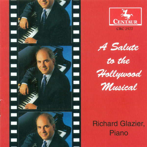 Salute to the Hollywood Musical / Various - Salute to the Hollywood Musical / Various - Musik - CAV - 0044747257723 - 26/3-2002