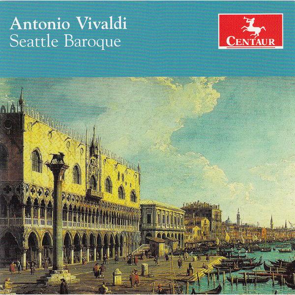 Antonio Vivaldi - A. Vivaldi - Musik - CENTAUR - 0044747330723 - 9/2-2015