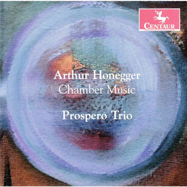 Chamber Music - A. Honegger - Musik - CENTAUR - 0044747343723 - 23/9-2015