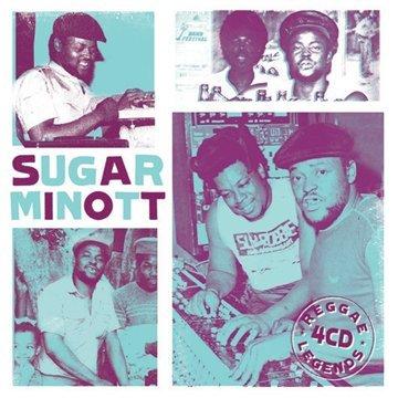 Reggae Legends - Sugar Minott - Musik - GREENSLEEVES - 0601811205723 - January 21, 2010