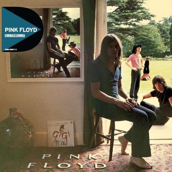 Ummagumma - Pink Floyd - Musik - CAPITOL - 5099902893723 - September 26, 2011
