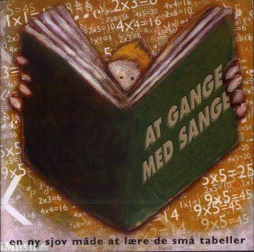 At Gange med Sange - klassesæt - Tabeldrengene - Musik -  - 0000010000724 - November 20, 2006