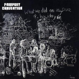 What We Did On Our Holiday - Fairport Convention - Musik - ISLAND - 0044006359724 - 3/3-2003