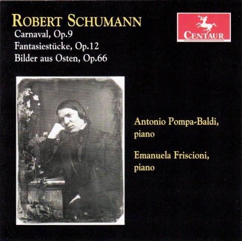 Carnaval Op.9 - R. Schumann - Musik - CENTAUR - 0044747317724 - 4/12-2012