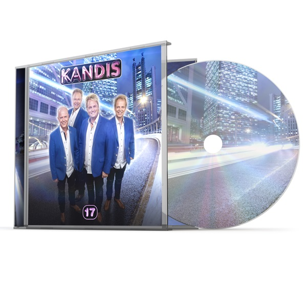 Kandis 17 - Kandis - Musik - Sony Owned - 0888750740724 - 11/11-2016
