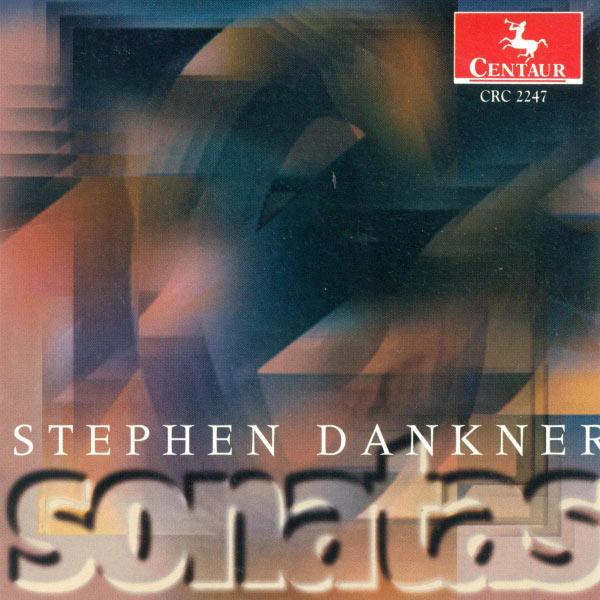 Sonatas - Olavson / Skelton / Doering - Musik - CENTAUR - 0044747224725 - 30/4-2014