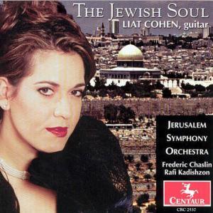 Jewish Soul / Various - Jewish Soul / Various - Musik - CENTA - 0044747253725 - 29/5-2001