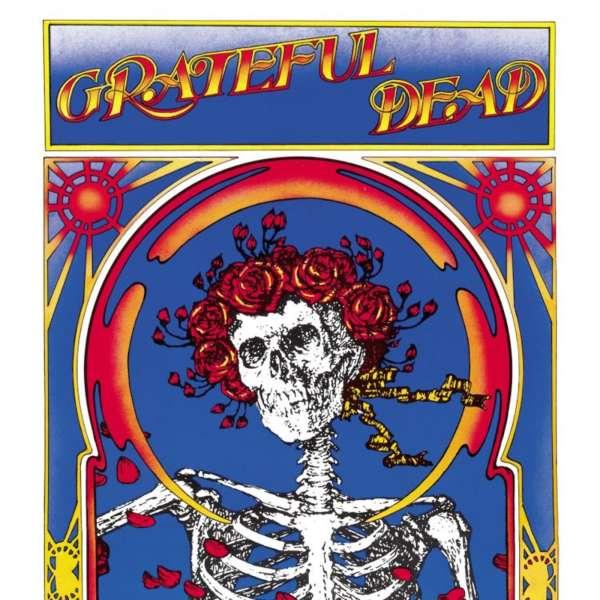Grateful Dead (Skull & Roses) - Grateful Dead - Musik - GRATEFUL DEAD - 0603497843725 - June 25, 2021