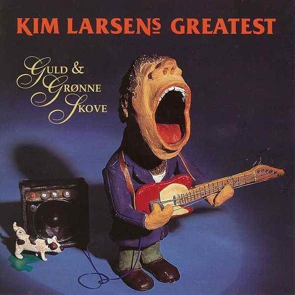 Guld & Grønne Skove - Kim Larsens Greatest - Kim Larsen - Musik - PLG Denmark - 0724383380725 - 14/9-1995
