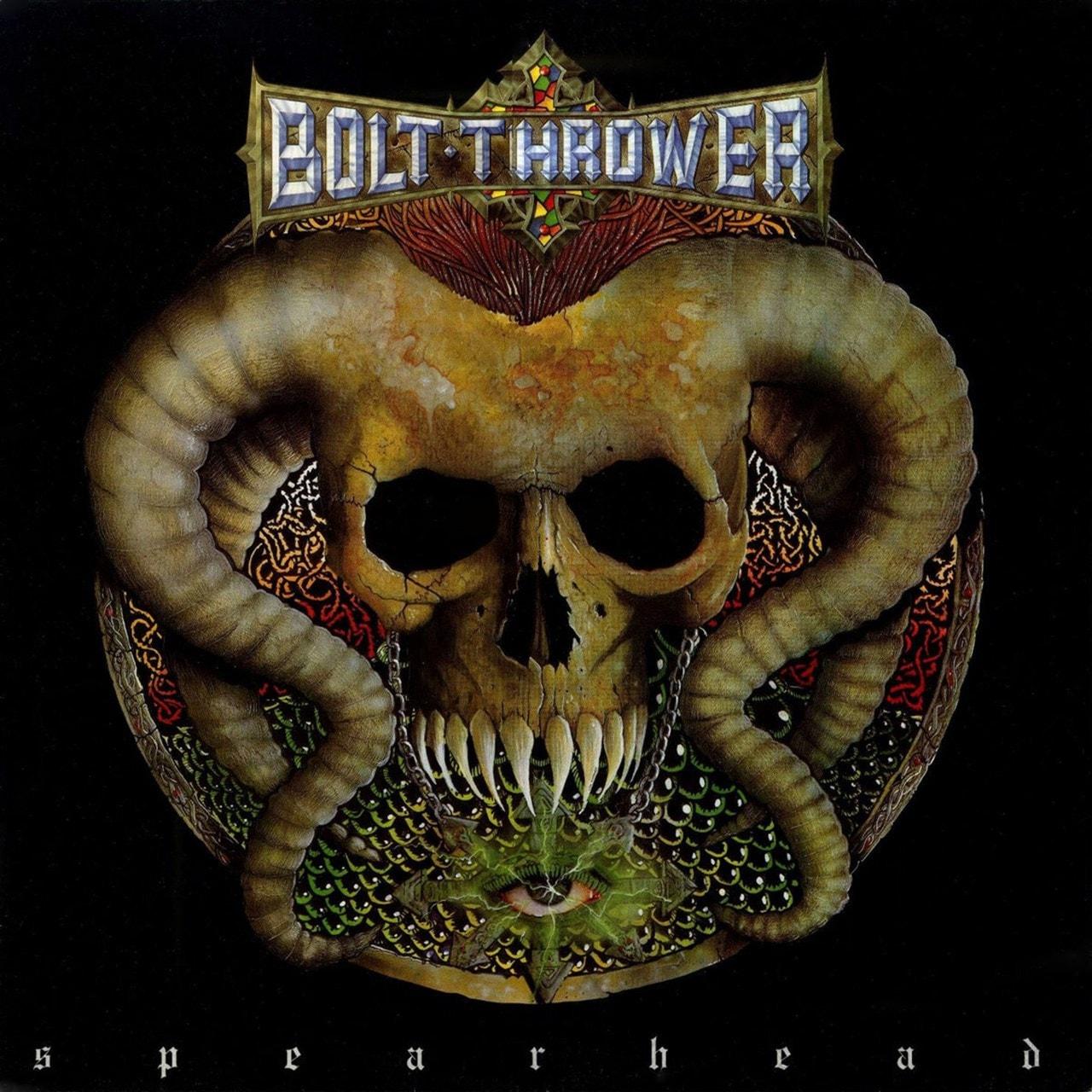 Spearhead / Cenotaph - Bolt Thrower - Musik - EAR - 5055006560725 - 15/1-2021