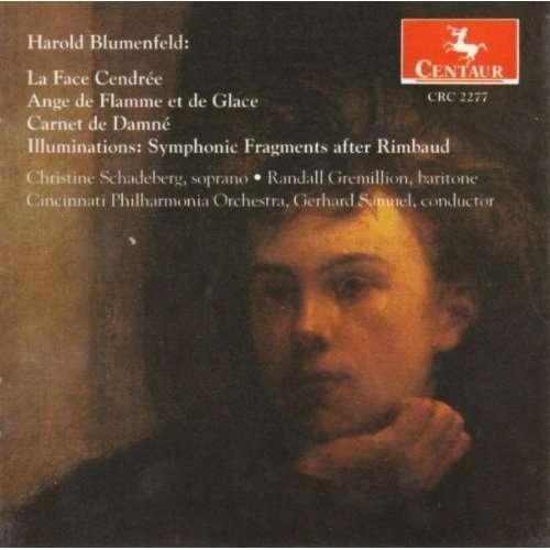 La Face Cendree - Blumenfeld / Samuel / Schadeberg / Gremillion - Musik -  - 0044747227726 - 20/2-1996