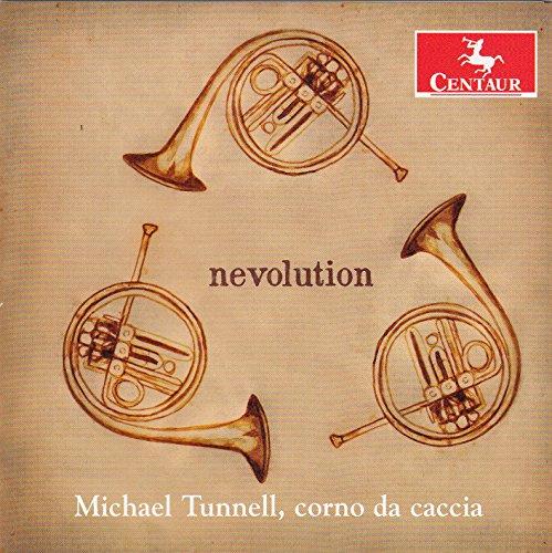 Nevolution - Harbison / Tunnell / University of Louisville Sym - Musik - Centaur - 0044747339726 - 14/4-2015