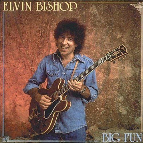 Big Fun - Bishop Elvin - Musik - ALLIGATOR RECORDS - 0045395476726 - 1970