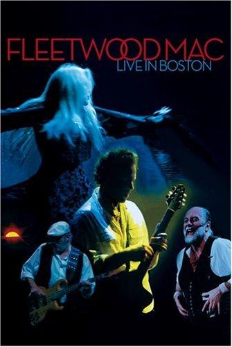 Live in Boston 2dvd + CD - Fleetwood Mac - Film - LINE - 0075993860726 - September 9, 2004