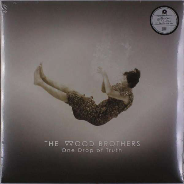 One Drop of Truth - The Wood Brothers - Musik - FOLK - 0752830512726 - June 8, 2018