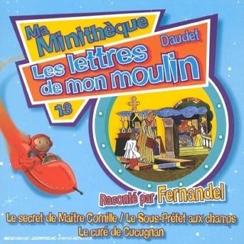 Vol. 13-les Lettres De Mon Moulin - Fernandel - Musik - MERCURY - 0044001353727 - 20/10-2009