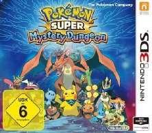 Pokémon Super Mystery Dung.3DS.2231940 -  - Bøger -  - 0045496529727 -
