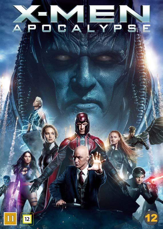 X-men: Apocalypse -  - Film -  - 7340112730727 - 20/10-2016