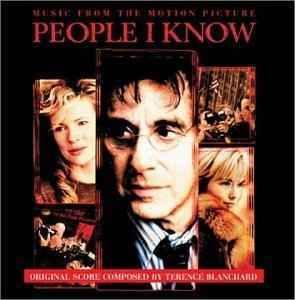 People I Know (Score) / O.s.t. - People I Know (Score) / O.s.t. - Musik - UNIVERSAL - 0044001778728 - 22/4-2003