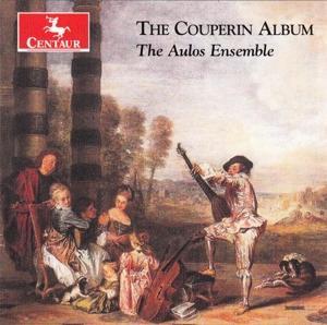 Couperin Album - F. Couperin - Musik - CENTAUR - 0044747348728 - 5/5-2017