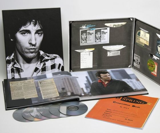 Ties That Bind: the River Collection - Bruce Springsteen - Musik - LEGACY - 0888751646728 - 4/12-2015