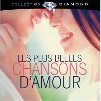Plus Belles Chansons D'amour - Various [Wagram Music] - Musik - WAGRAM - 3596973205728 - 25. jul 2017
