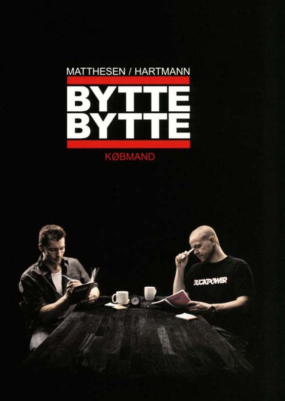 Bytte Bytte Købmand - Anders Matthesen og Thomas Hartmann - Film - ArtPeople - 5707435602728 - September 27, 2010