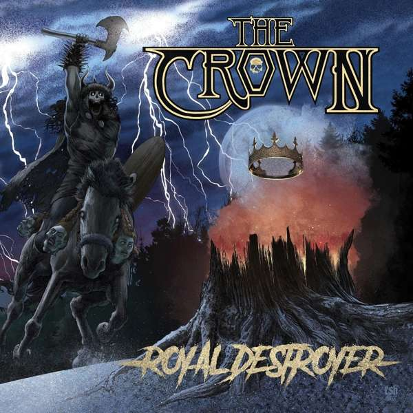 Royal Destroyer - The Crown - Musik - METAL BLADE RECORDS - 0039841575729 - March 12, 2021