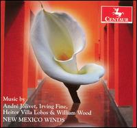 Serenade Por Quintette - Jolivet / Fine / Wood / Villa-lobos / New Mexico - Musik - CAV - 0044747271729 - 28/3-2006