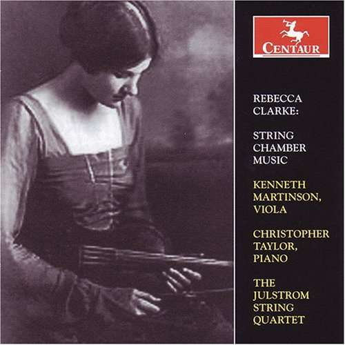 String Chamber Music - Clarke / Martinson / Taylor / Molina / Zhong - Musik -  - 0044747284729 - 26/2-2008
