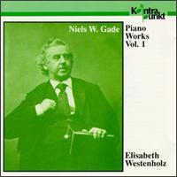 Piano Works Vol.1 - N.w. Gade - Musik - KONTRAPUNKT - 0716043209729 - 11/11-1999
