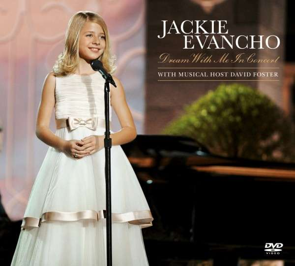 Dream with Me IN CONCERT - Jackie Evancho - Film - SONY - 0886979610729 - 13/9-2011