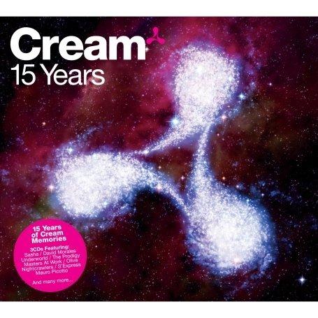 Cream 15 Years / Various - Cream 15 Years / Various - Musik - VME - 5051275012729 - May 6, 2008
