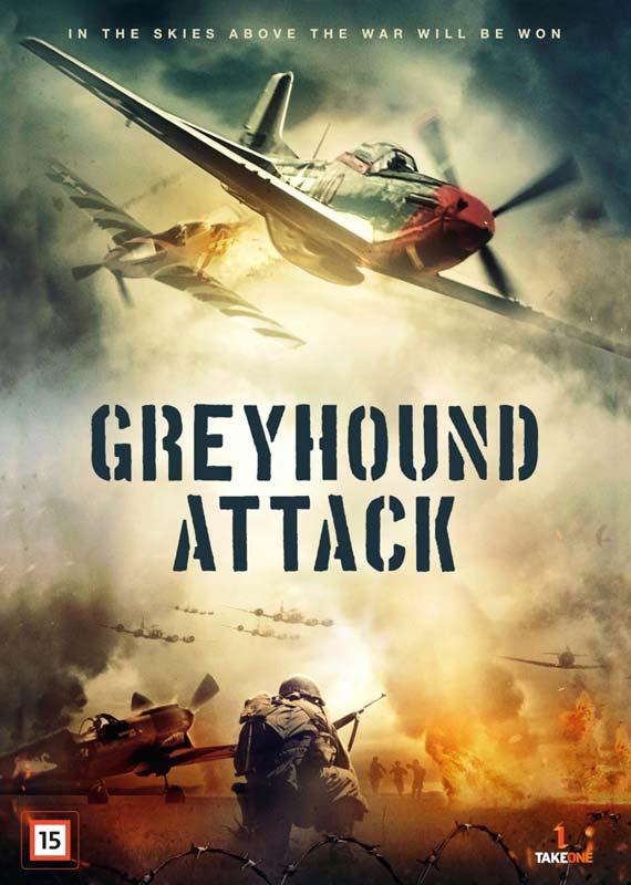 Greyhound Attack -  - Film -  - 5709165205729 - 8. august 2019