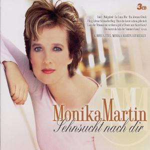 Sehnsucht Nach Dir - Monika Martin - Musik - KOCH - 0602517357730 - September 6, 2007