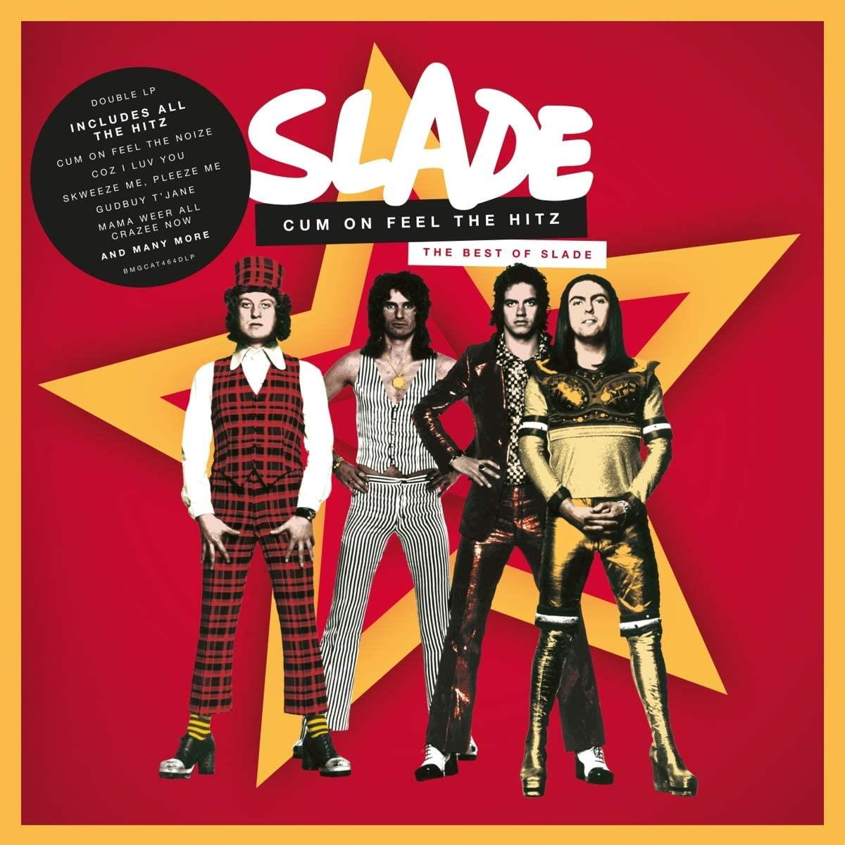 Cum On Feel the Hitz. The Best of Slade - Slade - Musik - BMG Rights Management LLC - 4050538608731 - 25/9-2020
