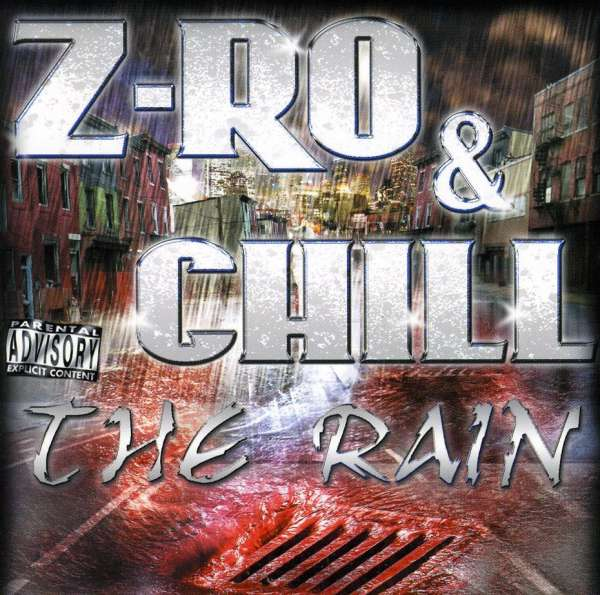 Rain, the - Z-ro & Chill - Musik - RAP/HIP HOP - 0044003720732 - June 23, 2009