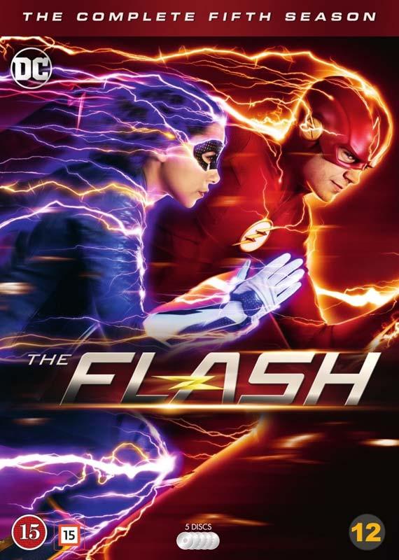 Season 5 - The Flash - Film - Warner - 7340112750732 - 12/12-2019