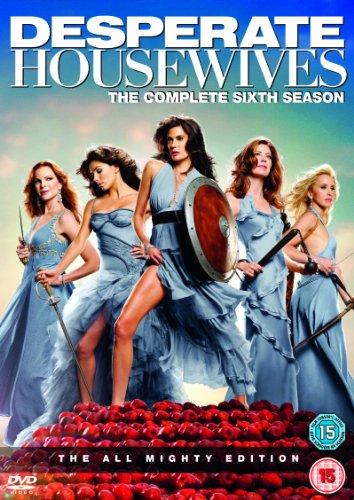 Desperate Housewives S-6 - TV Series - Film - WALT DISNEY - 8717418268732 - 1. oktober 2010